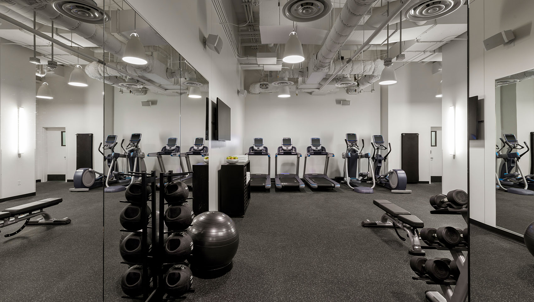 Everly Hotel Fitness Center
