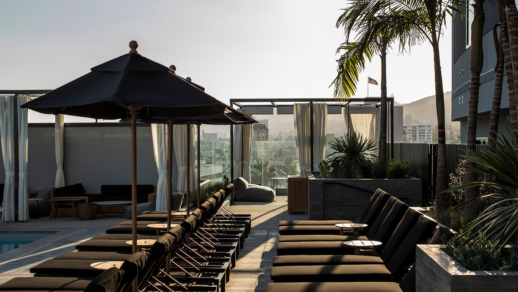 Hollywood California Hotel Photos The Kimpton Everly Hotel