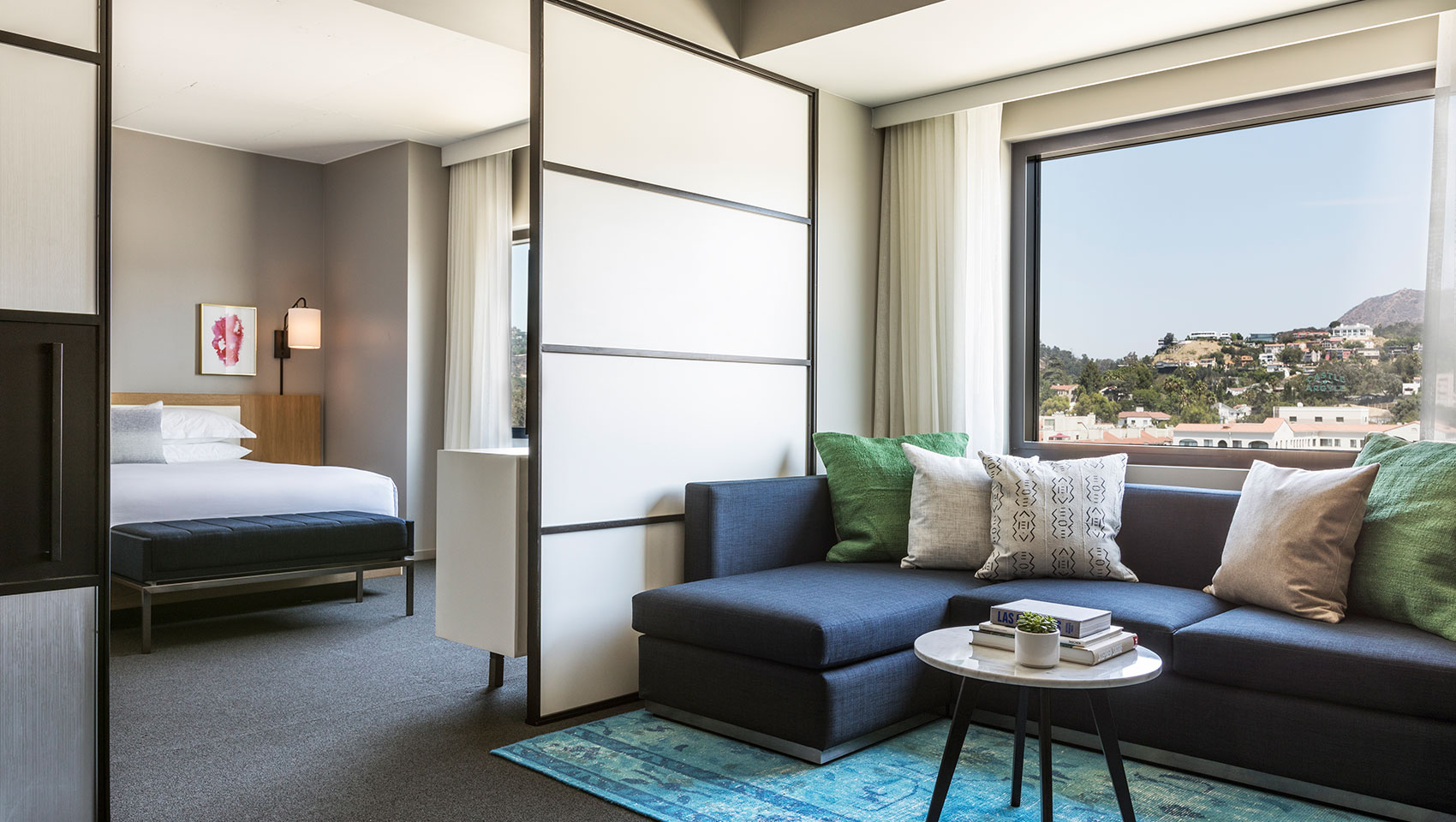 The Kimpton Everly Hotel hollywood